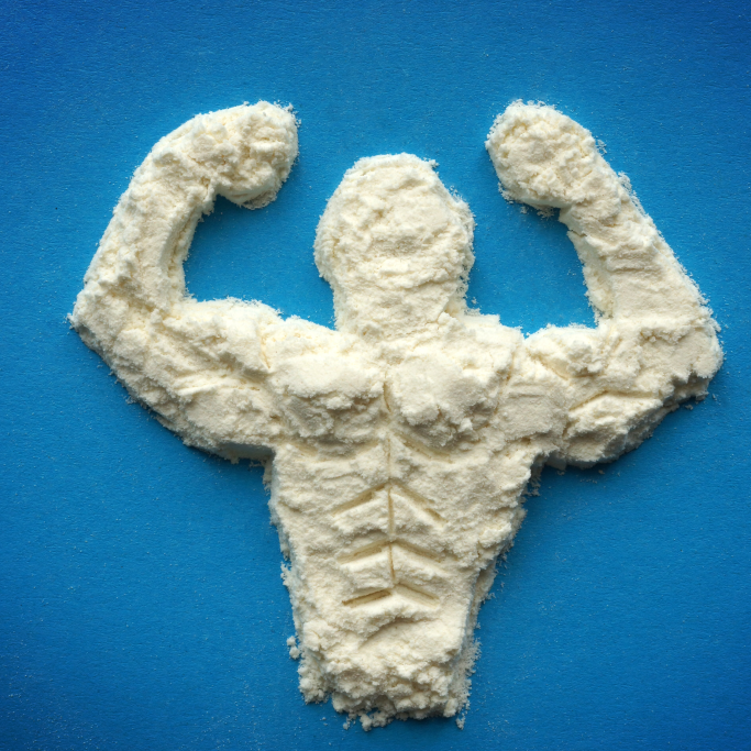 Whey in Nutrition for Fast Energy release